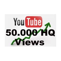 50000 YOUTUBE VIEWS