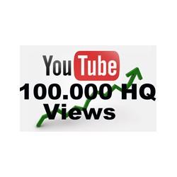 100.000 YOUTUBE BESUCHER