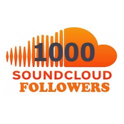 BUY 1000 SOUNDCLOUD FOLLOWERS
