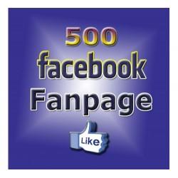1000+ FACEBOOK FANPAGE LIKE