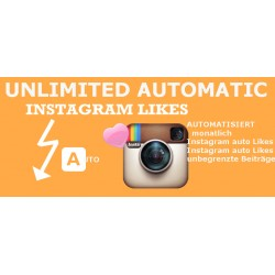Unlimited Auto Instagram Like