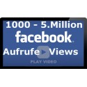 FACEBOOK VIDEO Klicks Views Kaufen