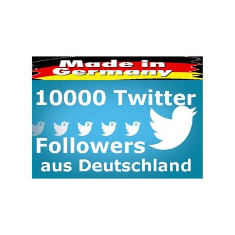 Twitter Followers Germany