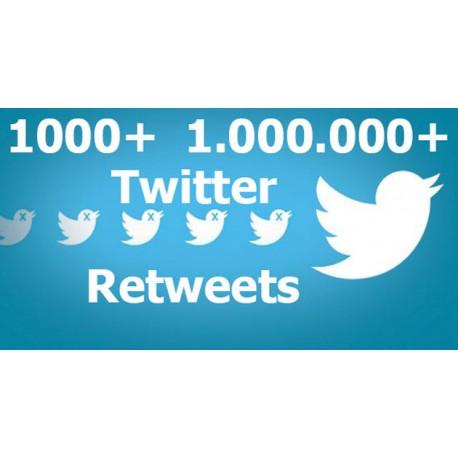 Twitter Retweets Kaufen