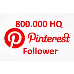 PINTEREST FOLLOWER KAUFEN