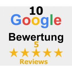 5 Sterne Google Bewertungen kaufen