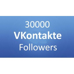 Buy VKontakte (VK.com) Follower