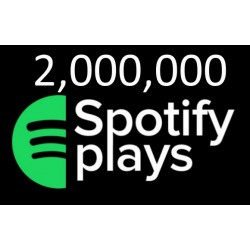 Buy Spotify Plays streams