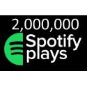 Buy Spotify Plays streams
