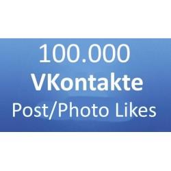 Buy VKontakte Post Likes