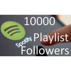 Buy Spotify Playlist Followers