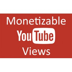 Buy Monetizable YouTube Views