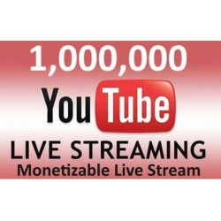Buy YouTube Live Stream Views