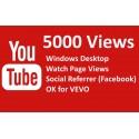 5000 YOUTUBE Views Klicks Kaufen