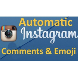 Buy Instagram Auto Comments Emoji
