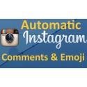 Instagram Auto Kommentare Emoji Kaufen