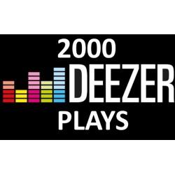 Buy Deezer Plays