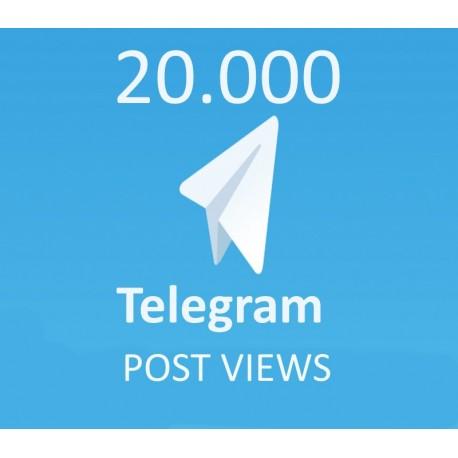 Telegram Post Views Kaufen
