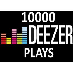 Buy Deezer Plays Views