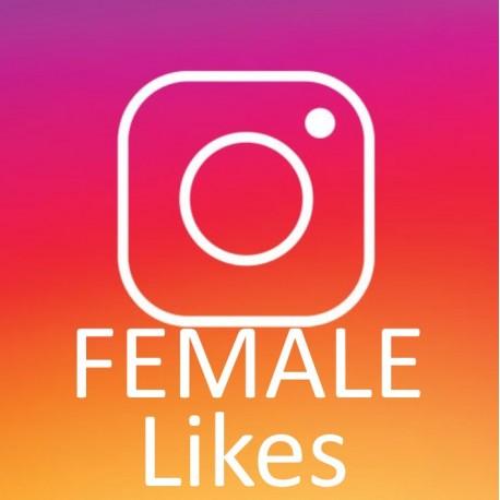 Buy Instagram Femalr Likes