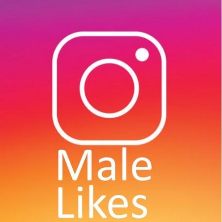 Buy Instagram Male Likes