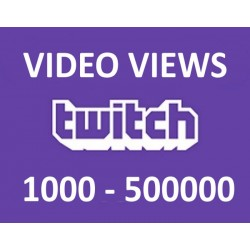 Twitch Video Views Kaufen