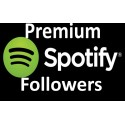 Buy Spotify premium Artist or Playlist Followers