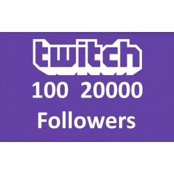 Twitch Followers Kaufen