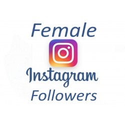 Instagram weibliche Follower Kaufen