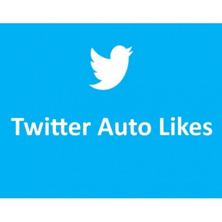 Twitter Auto Likes Kaufen