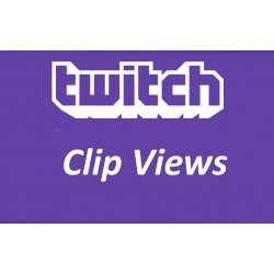 Twitch Clip Views Kaufen