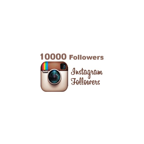 10.000 HQ Instagram Followers