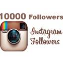 10.000 Instagram Followers