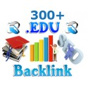 Top HQ 300+ EDU Backlinks SEO Linkaufbau