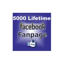 5000+ FACEBOOK FANPAGE LIKE Für LifetimeE