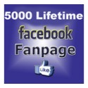 5000+ FACEBOOK FANPAGE LIKE Für LifetimeE