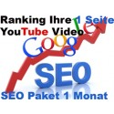 your youtube video and keyword on Google Bing Yahoo Page 1