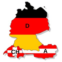 70.000 human direct visits from Germany, Switzerland, Austria for your website.