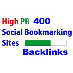 Top 400 Social Bookmark Premium-Qualität Backlinks