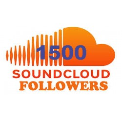 BUY 1500 SOUNDCLOUD FOLLOWERS