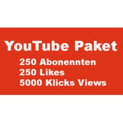 YOUTUBE Package