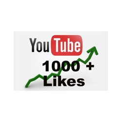 1000+ YOUTUBE LIKE