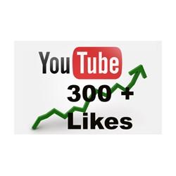 300 YOUTUBE LIKES