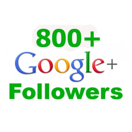 2400 HQ Google+ Followers