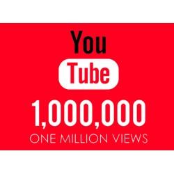 1 MILLION YOUTUBE KLICKS KAUFEN