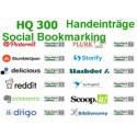 Will Bookmark your site to 300 unique Social Bookmarking sites
