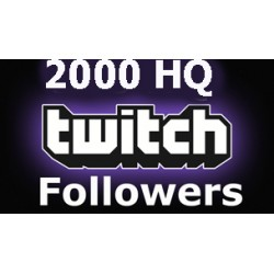 300 Twitch Followers