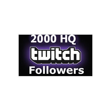 300 Twitch Followers