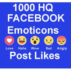 1000+ FACEBOOK Emoticons Post LIKE Für LifetimeE