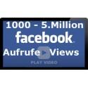 FACEBOOK VIDEO Klicks Views Kaufen